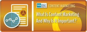 content marketing important