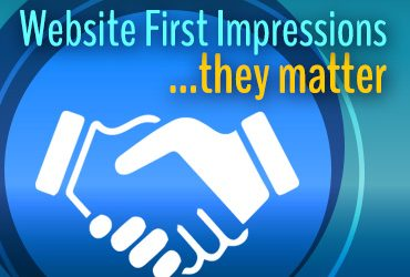 Website First Impressions Matter – 7 Steps To Better UX