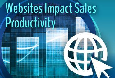 How Effective Websites Impact Sales Productivity