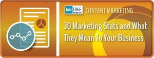 30 Marketing Statistics and What They Mean To Your Business