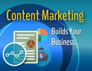 how content marketing builds