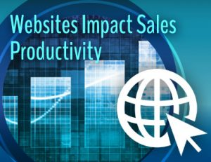 Websites Impact Sales Productivity